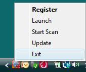 DriverCure Taskbar Icon
